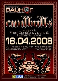 Emil Bulls CD Release Party@Bauhof Pettenbach
