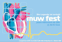 MUW-Fest @ All iN Club@All iN