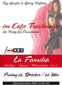 La Familia@Cafe Traxlmayr