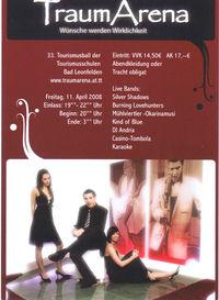 Traumarena - 33. Tourismusball Bad Leonfelden
