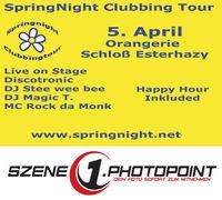 SpringNight Clubbing Tour