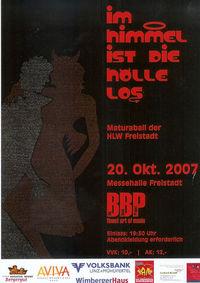 Maturaball der HLW Freistadt@Messehalle