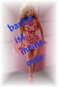 Gruppenavatar von barbie ist meine oma.