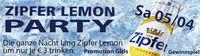 Zipfer Lemon Party