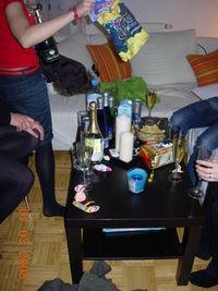 Gruppenavatar von DOCH....Alkohol löst viele Probleme....zumindest für eine NACHT!!!!