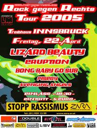 Rock gegen Rechts Tour@Treibhaus