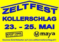 Zeltfest Kollerschlag@Sportplatz