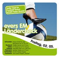 Evers EM Ländercheck@Evers