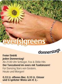 ever(s) greens @Evers