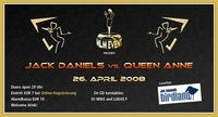 JackDaniels vs Queen Anne - the legendary Event @Birdland