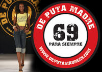 Gruppenavatar von De Puta Madre 69