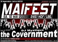 MAIFEST HOF - 10 legendäre Jahre@Maifest Hof/Lbg.