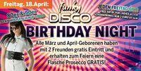 Funky Disco - Birthday Night
