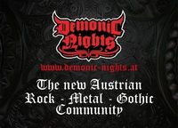Gruppenavatar von DEMONIC-NIGHTS.at - Rock / Metal