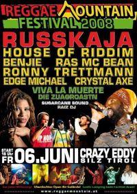 Reggae Mountain Festival@CRAZY EDDY