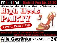 High Heels Party@Excalibur
