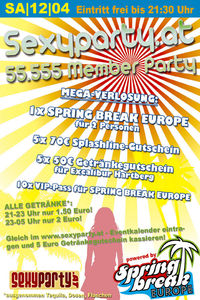 Member Party!@Excalibur