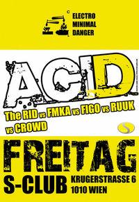 Acid - Electrowarriors Live@S-Club