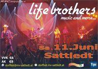 Lifebrothers on tour@Stockschützenhalle