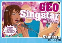 Singstar im Lustig