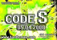 Hardtempo pres. Code S@Club Massiv