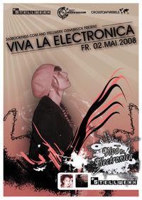 Viva la Electronica@Stellwerk Club