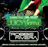 JUICY VIENNA - This Music Is Juicy!@Club Utopia