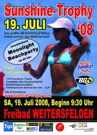 Sunshine-Trophy & Moonlight Beachparty@Freibad Weitersfelden