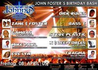 John Foster´s Birthday Bash@Johnny´s