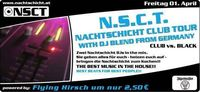NS Club Tour with DJ Blend@Nachtschicht