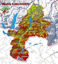 Gruppenavatar von Bezirk Gmunden