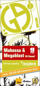 G9 with Makossa & Megablast@Cembran