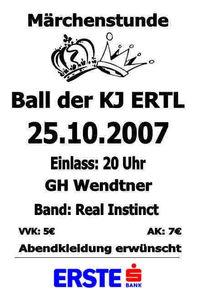 Ball der KJ-Ertl@Gh. Wendnetner