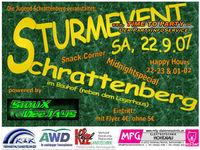 Sturmevent@Bauhof (neben dem Lagerhaus