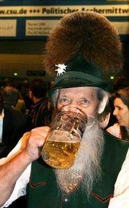 Wir trinken Bier!