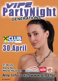VIPE PartyNight - Generations@Arena Nova