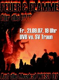 Vöcklamarkt gegen SV Traun@Sportplatz