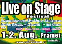 Live on Stage - Festival@Live on Stage - Festivalgelände