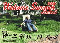 Welcome Summer Festival 2008@The Wavy Ten Getränkebörse