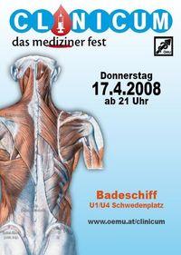 Clinicum - Das Medizinerfest@Badeschiff