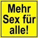 Gruppenavatar von ♂_mehr Sex für Alle_♀