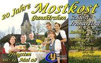 Mostkost Gunskirchen@Schloss Irnharting