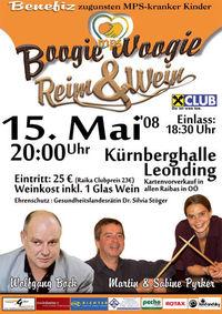 Boogie Woogie@Kürnberghalle
