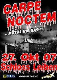 Carpe Noctem Vol.2@Schloss Leiben