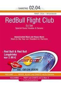 RedBull Flight Club