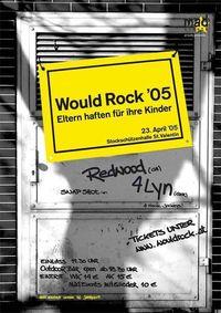Would Rock 2005@Stockschützenhalle