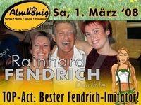 Rainhard Fendrich Double Live@Almkönig