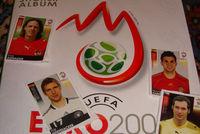 Panini Sticker Sammler - Euro 2008