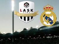 LASK Linz - Real Madrid, Ich bin live dabei!