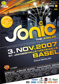 Sonic 10 - Switzerlands biggest Dan@St. Jakobshalle
